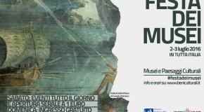 """Museo della Sibaritide, gli eventi in programma per la """"Festa dei Musei"""""""