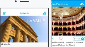 """""""Agrigento City"""", ecco l'app per i turisti nella città dei templi"""