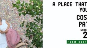 Costanza Paternò in concerto a FARM Cultural Park