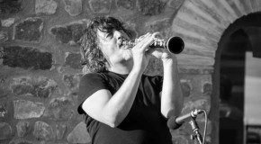 """Musica jazz a Marsala per """"Divagante"""" di Alessandro Bazan"""