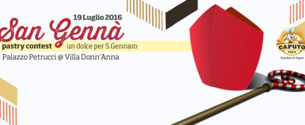 Un dolce per San Gennaro, sfida tra pasticceri a Napoli