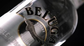 Vodka Beluga: campagna pubblicitaria anche in Italia