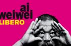 L'artista cinese Ai Weiwei e la sua prima volta in Italia