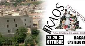 Racalmuto ospita il Kaos Festival