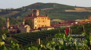 Festival Franciacorta: terza tappa nelle Langhe