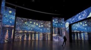 Le opere di Van Gogh come non le avete ancora viste