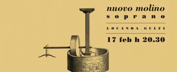 Nuovo Molino Soprano: eccovi il menu del 17 febbraio
