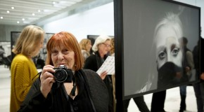 Roma, gli scatti di Letizia Battaglia in mostra