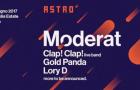 Astro Festival, al Circolo Magnolia arrivano i Moderat