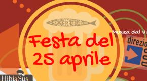 Licata, il 25 aprile Sardasalata in festa