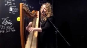 Musica, Gillian Grassie e la magia dell'arpa