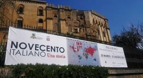 Palermo, in mostra il Novecento Italiano
