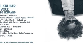 Musica Lorenzo Kruger in concerto a Licata