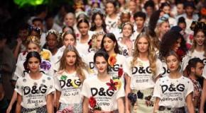 Dolce&Gabbana scelgono Palermo per l'evento dell'anno