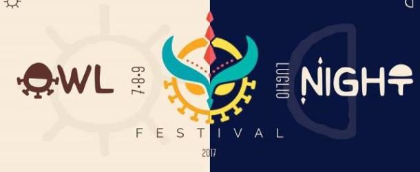 Owl Night Festival, ad Albizzate tre giorni di festa