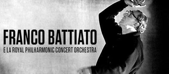 Battiato e la Royal Philharmonic Orchestra