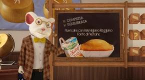 Con Parmareggio, l'ABC della merenda dolce ed equilibrata