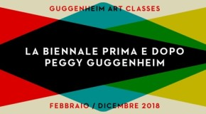 Da febbraio tornano le Guggenheim Art Classes