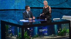 Tv, A Che Tempo che fa ospiti Rovazzi, Boris Beker, Sergio Castellitto, Enrico Brignano