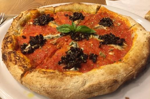 Licata, SardaSalata: una pizzeria moderna dal profumo antico