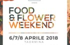 Food&flower weekend: a Taormina festa della Primavera