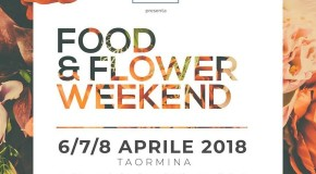 Food&flower weekend: a Taormina festa della Primavera
