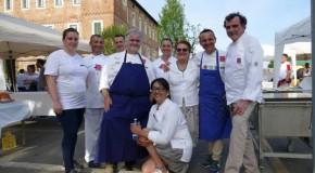 Acqua, farine e vini rifermentati alla Festamercato di Borgonovo