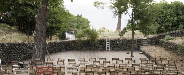 Sull'Etna Sciaranuova Festival: quando il Teatro è in vigna