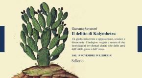 """Libri, Savatteri e """"Il delitto di Kolymbetra"""""""