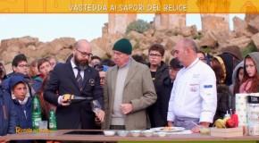 """""""Ricette all'italiana"""" a Montevago, più di un milione di spettatori per le eccellenze del Belìce su Rete4"""