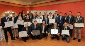 Vinitaly 2018, premiati i 21 Benemeriti della Vitivinicoltura Italiana